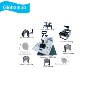 Heat Press Machine를 위한 실리콘 Rubber Plate Heater