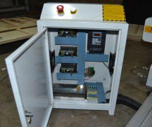 Agua de refrigeración económica 1,5 Kw el husillo de madera 6090 Router CNC