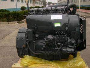 Deutz Turbocharged 4 de Lucht van de Cilinder koelde 912 Diesel motor-F4l912t