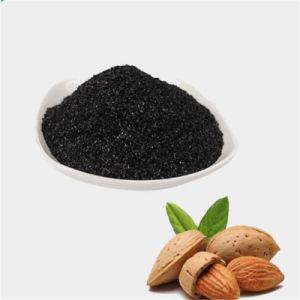 Het concurrerende Kalium Humate van de Meststof van de Prijs met Glanzende Vlok voor Landbouw