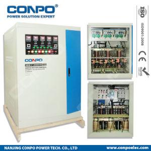 SBW-F-200kVA 3phase 나누 단계, 산업 급료는 전압 안정제 또는 규칙을 보상했다