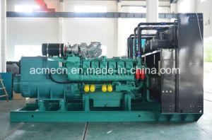 gruppo elettrogeno diesel silenzioso di 200kw 250kVA alimentato da Cummins Engine