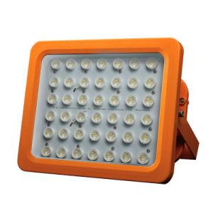 Класс I, раздел 1, зона 1, 100W Atex LED Взрывозащищенный прожектор