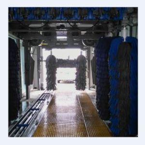 Máquina de lavagem automática de equipamento do sistema para a limpeza da máquina a vapor Fabricação Lavagem rápida de fábrica