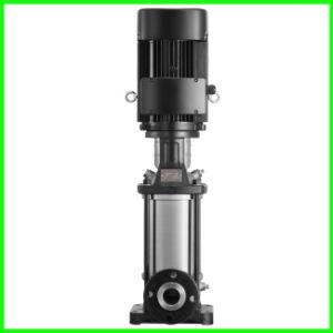 Vertical en acier inoxydable lumière 50Hz de Phase 1 de la pompe à eau