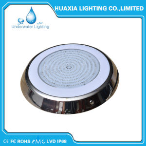 Indicatore luminoso subacqueo fissato al muro di superficie impermeabile della piscina di IP68 12V RGB LED