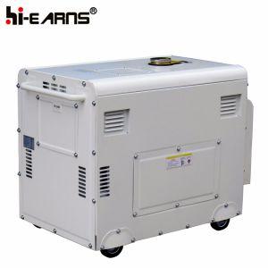 2-5kw de stille Diesel Reeks van de Generator (DG6500SE)
