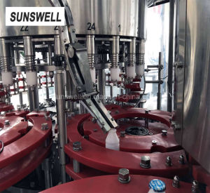 Stagnola della pellicola di Sunswell che aggraffa la macchina della guarnizione