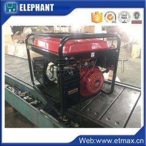 Faixa de potência do gerador a gasolina portátil 0.9Kw 1.2kVA