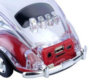 Bunter LED Bluetooth Lautsprecher der Qualitäts-mit LED-Licht