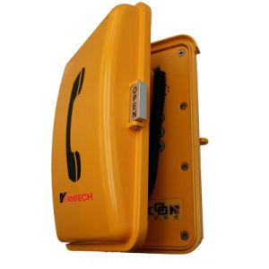 Телефон экстренной связи Вандалозащищенная телефон водонепроницаемый телефон для железнодорожного транспорта