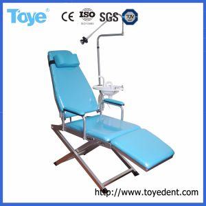 Paciente Dobrável portátil cadeira odontológica Cadeira Type-Folding Padrão
