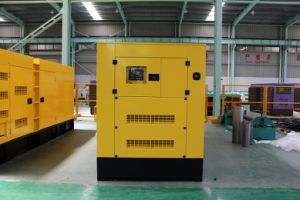 Fábrica de Ce vender 625kVA Cummins Generador Diesel con Ce aprobada (GDC625)