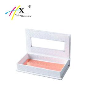 Eyelash Box False Eyelash Packaging with Clear Window