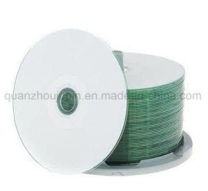 OEM CD VCD van de Schijf DVD van de Media van het Embleem Lege