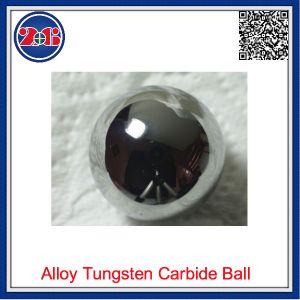 15mm em liga de tungsténio de Alta Densidade Ball /Carbide/esfera esfera de carboneto de tungstênio