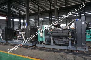 50kw Type ouvert Shangchai génératrice électrique diesel Power Plant avec ce/l'approbation de l'ISO
