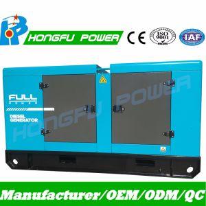 50 Гц 28 ква дизельные силовые генераторах с двигатель Cummins 4b3.9-G2