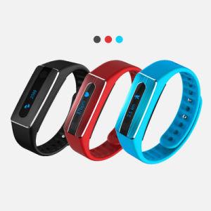 Сообщение раковиной, NFC, спальный/обнаружения ЧСС Smart браслет