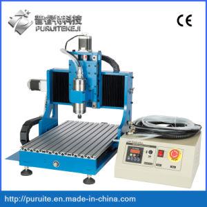 Máquina de gravura CNC do slogan máquina para trabalhar madeira CNC