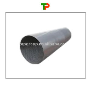 Aço inoxidável V o filtro de tela de arame de cunha