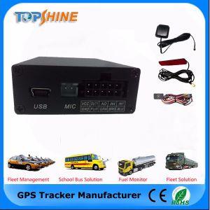 Двойной скорости движения автомобиля GPS GPRS GSM Tracker для управления парком ПК