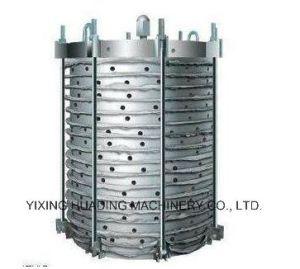 Berühmter horizontaler Leitschaufel-Filter für feine Filtration