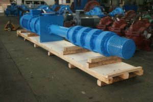 Bomba de turbina vertical (LC/LP)