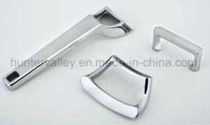 調理器具の鍋のハンドルまたはステンレス鋼のハンドルの鋳造のハンドルかハンドル