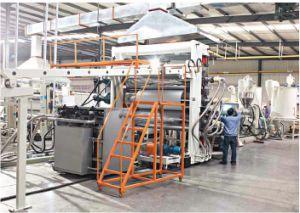 La nouvelle technologie PMMA ABS Feuille de plastique gamme de machines de l'extrudeuse