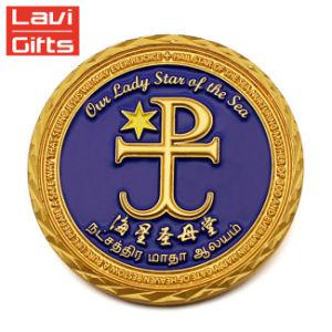 La promoción profesional de logotipo personalizado de metal barato monedas raras a la venta