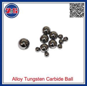 2mm/4mm/5mm/8mm/10mm em liga de cobalto de carboneto de tungsténio fundido sólido Ball