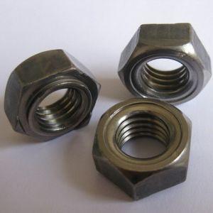 DIN929 écrous hexagonaux en acier allié