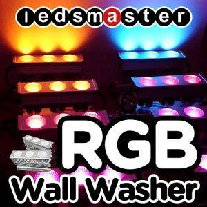 Impermeable al aire libre de 960W de faroles de luz LED RGB con Chip de Potencia Meanwell Bridgelux