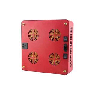 Hydroponicsのプラントランプの高い発電DIYキットの穂軸LEDを耕作する農業はライトを育てる