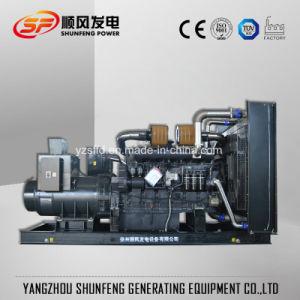 중국 Shangchai 엔진에 의하여 Water-Cooled 160kVA 힘 전기 디젤 엔진 발전기