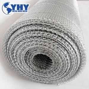 16 maille carrée de fer galvanisé Wire Mesh pour Cercle de filtre
