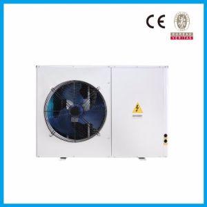 9.6Kw-19.1kw Ambeint Área de temperatura baixa (low para- 25 C), Alta Eficiência Evi ar para água da bomba de calor