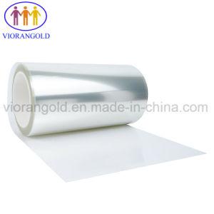 テープ裏付けのためのシリコーン油が付いている25um/36um/50um/75um/100um/125umの透過か青いペットはく離ライナー