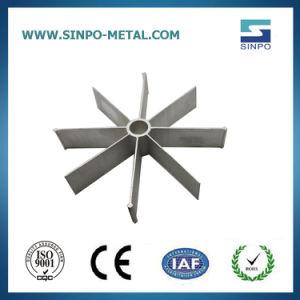 陽極酸化を用いるカスタマイズされたアルミニウム脱熱器製品