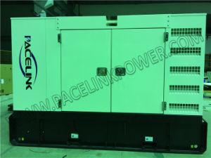 60kVA Ce/ISO PTのパーキンズが動力を与える無声ディーゼル発電機または生成セット