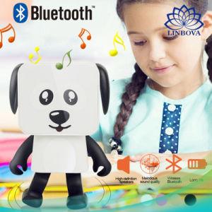 رقم الإنسان الآليّ إلكترونيّة يمشي كلب لون موسيقى [بلوتووث] لاسلكيّة المتحدث لعب هبات لأنّ أطفال لعب إلكترونيّة