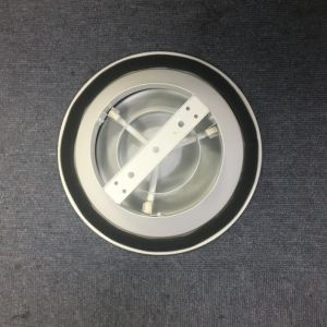 Difusor de ar de alumínio difusor de Teto redonda com preço de amortecedor