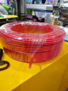 Professional 3 ядер электрических проводов и кабелей экструзии машины
