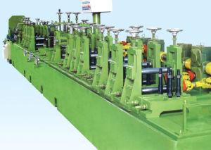 De Pijp van het roestvrij staal Machine maken/Buis die de Molen van /Pipe van de Machine maken