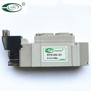 Le SMC l'Électrovanne vanne d'air5120-01 Sy SY3120-M5 Valvulas SOLENOIDES