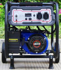 2kw électrique ou de démarrage à rappel générateur à essence