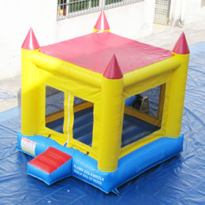 Puente de inflables Moonwalk Bouncer trampolín