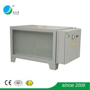 4160 M3/H het Elektrostatische Neerslagmiddel van de Hoogspanning voor de Industriële Filter van de Rook met de Elektrostatische Filtratie van de Keuken