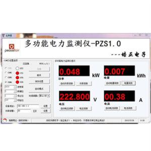 Amperometro del tester di KWH di comunicazione di monofase TTL di CA del rifornimento Pzem-004t della fabbrica